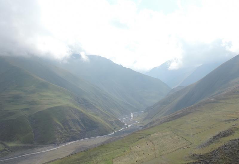 Хыналыг: невероятные пейзажи в объятиях Кавказских гор