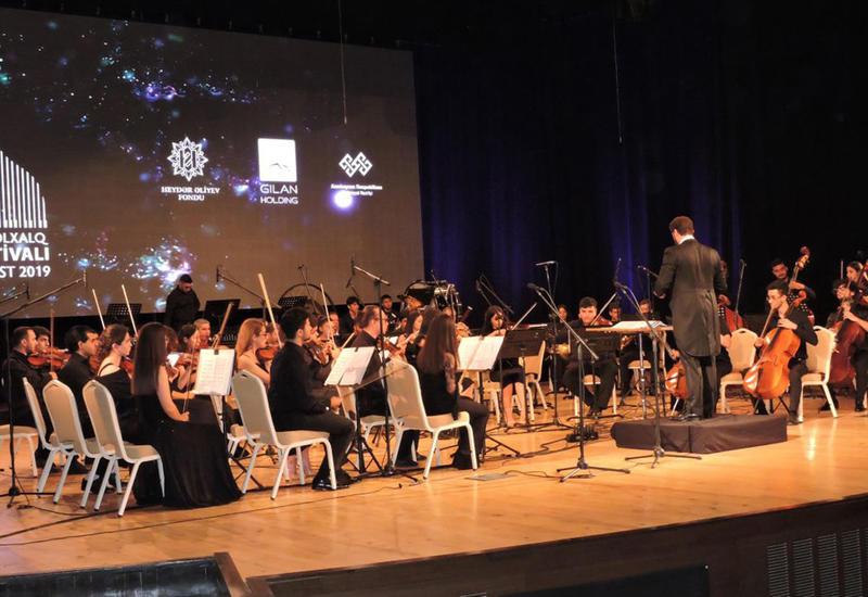 Состоялся первый концерт XI Габалинского международного музыкального фестиваля