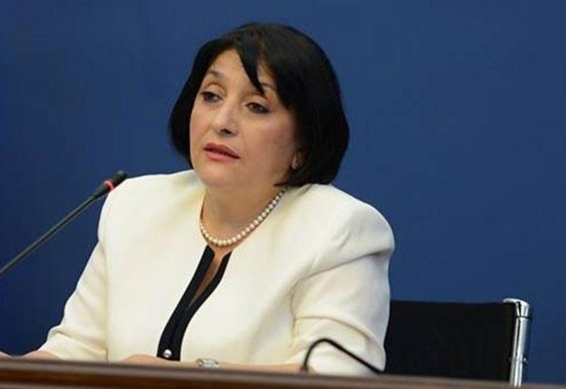Сахиба Гафарова поблагодарила турецкие партии, выразившие поддержку Азербайджану