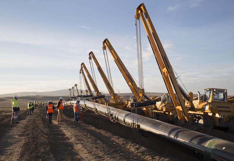 Строительство азербайджанского мегапроекта близиться к завершению