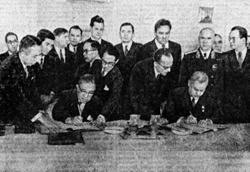 Рассекречен пункт, который Япония отказалась включить в декларацию с СССР