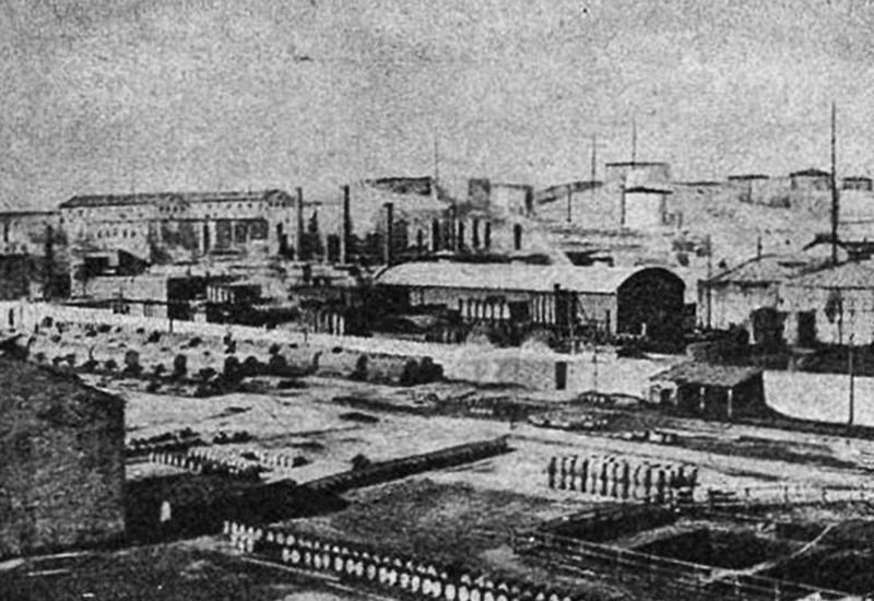 Начало ХХ века. Армянский террор против армян - так начинался рэкет