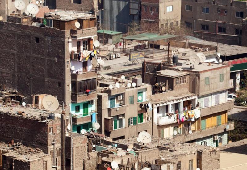 Почему вЕгипте живут внедостроенных домах