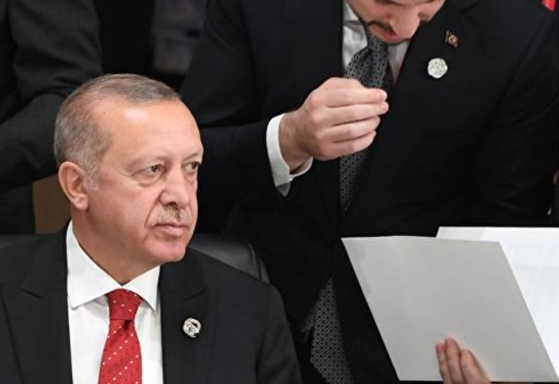 Эрдоган анонсировал военную операцию в Сирии к востоку от Евфрата