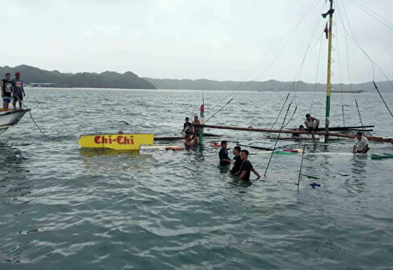 Число погибших при опрокидывании лодок на Филиппинах возросло до 26 человек