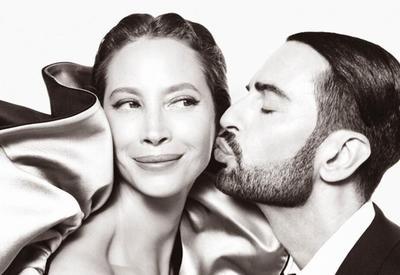 """Кристи Тарлингтон и Марк Джейкобс в новой рекламной кампании <span class=""""color_red"""">- ФОТО</span>"""