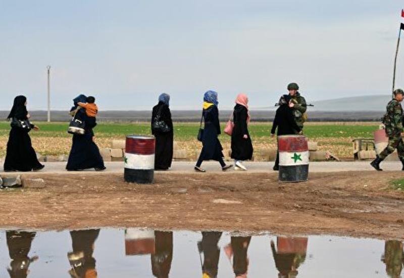 Турция предупредила о возможности новой гуманитарной катастрофы в Идлибе