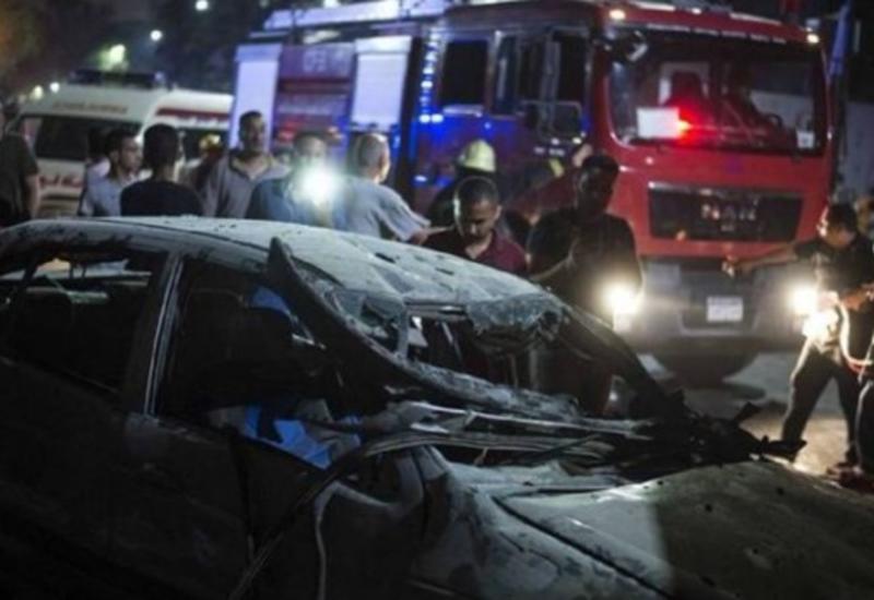 В Египте произошел мощный взрыв, много погибших
