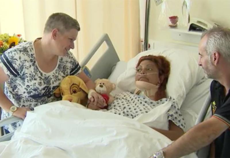 В Бельгии раненая женщина шесть дней выживала без еды в запертой машине