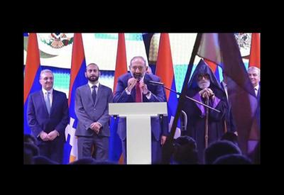 После признания Пашиняна, Азербайджан вправе потребовать внятной реакции Минской группы - МНЕНИЕ