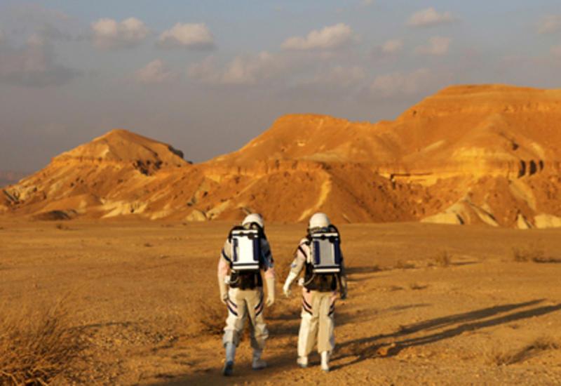 Раскрыта тайна подземного моря под пустыней