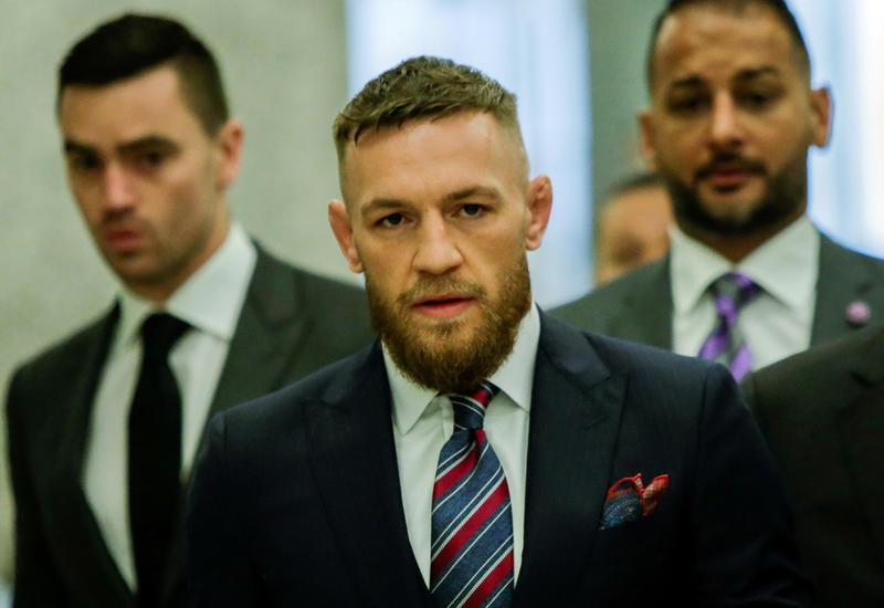 Макгрегор остается самым упоминаемым бойцом MMA