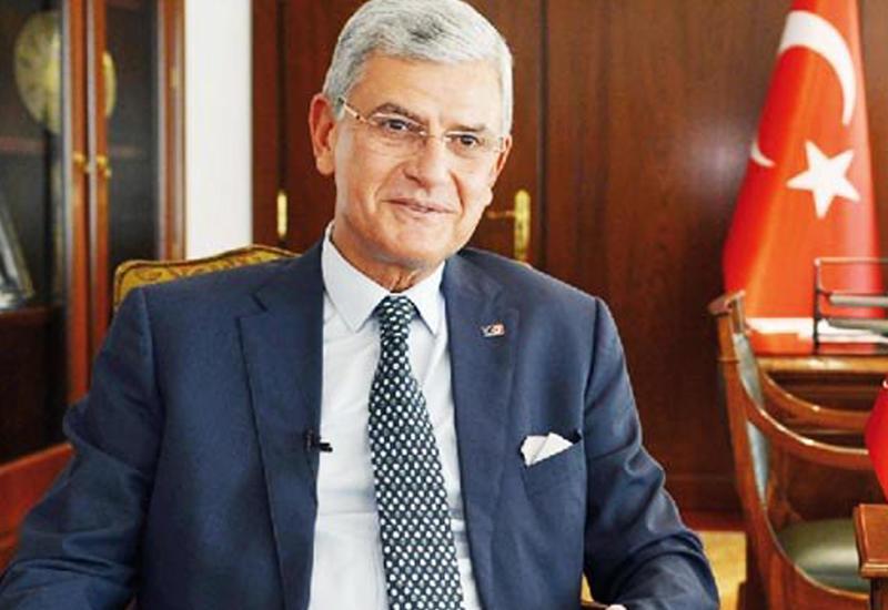 Волкан Бозкыр: Отношения Турции и Азербайджана не имеют аналога