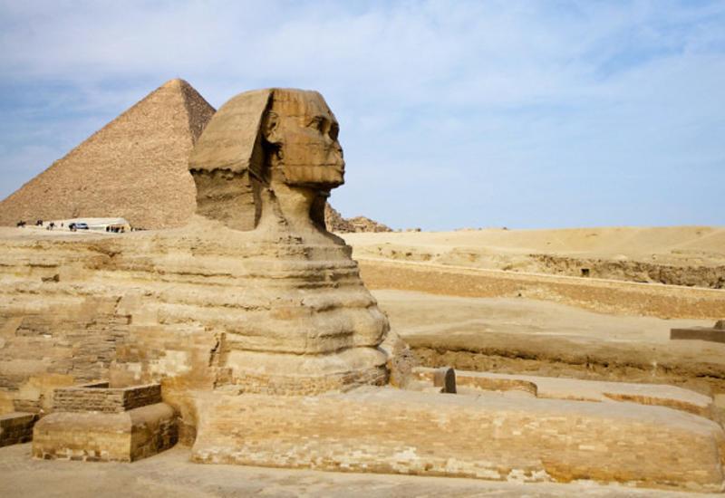 Почему у египетского Сфинкса нет носа