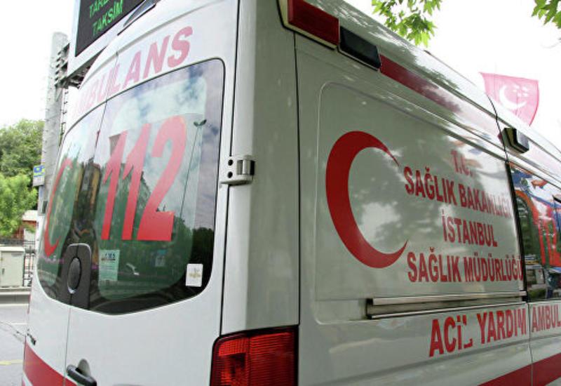 Автобус с российскими туристами попал в ДТП в Турции, есть пострадавшие