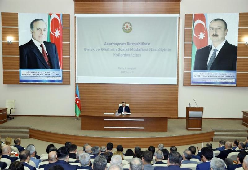 В Азербайджане десятки тысяч людей обеспечили работой