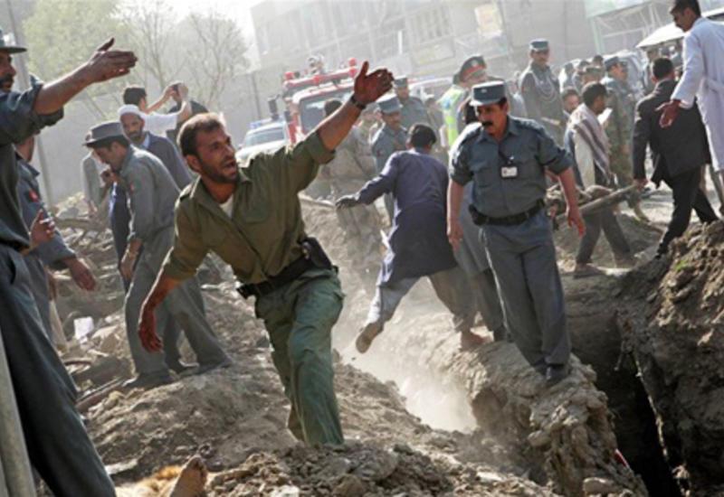 У аэропорта в Кабуле произошел взрыв