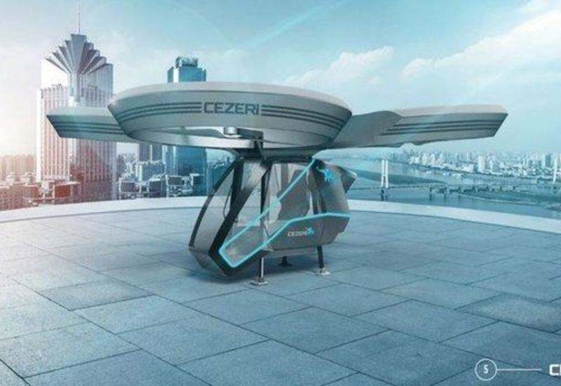 Турция будет производить летающие автомобили