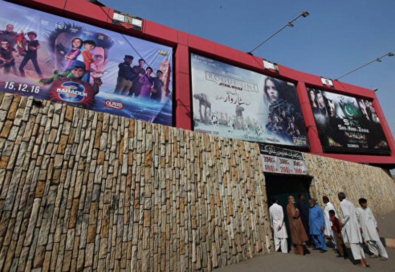 Пакистан запретит показ индийских фильмов