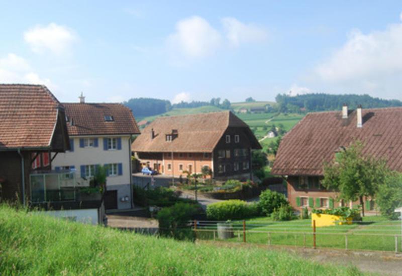 За жизнь в швейцарской деревне будут платить