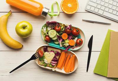7 советов для правильного питания в офисе
