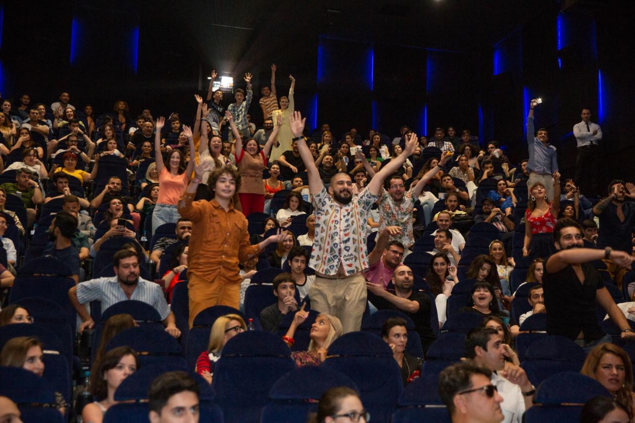 В CinemaPlus прошёл закрытый показ фильма «Однажды в … Голливуде»