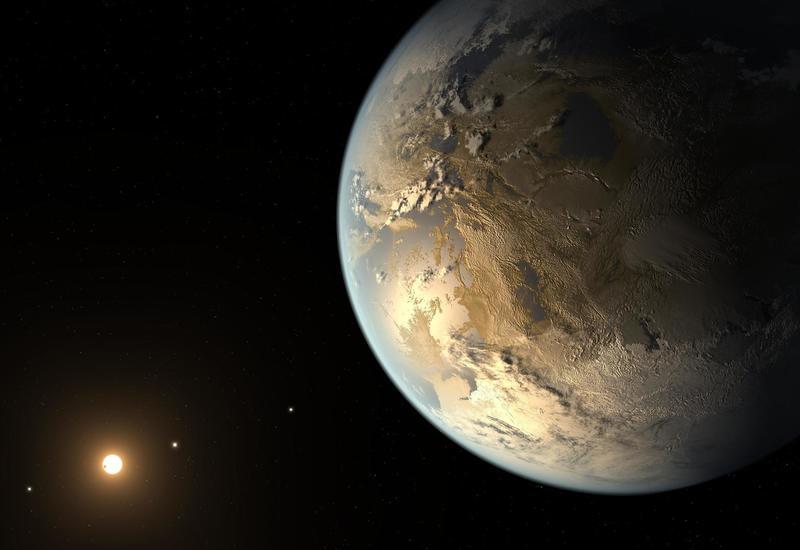 Поблизости от Солнечной системы найдены максимально похожие на Землю планеты