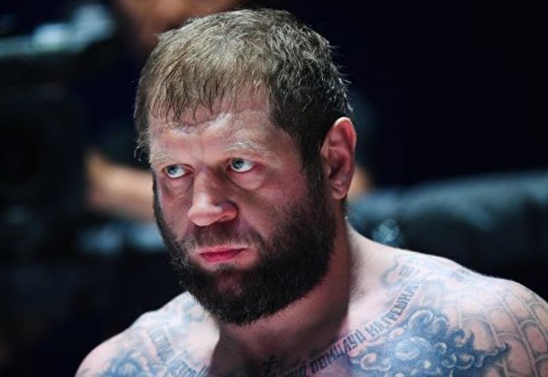 Александр Емельяненко примет участие в турнире по боксу