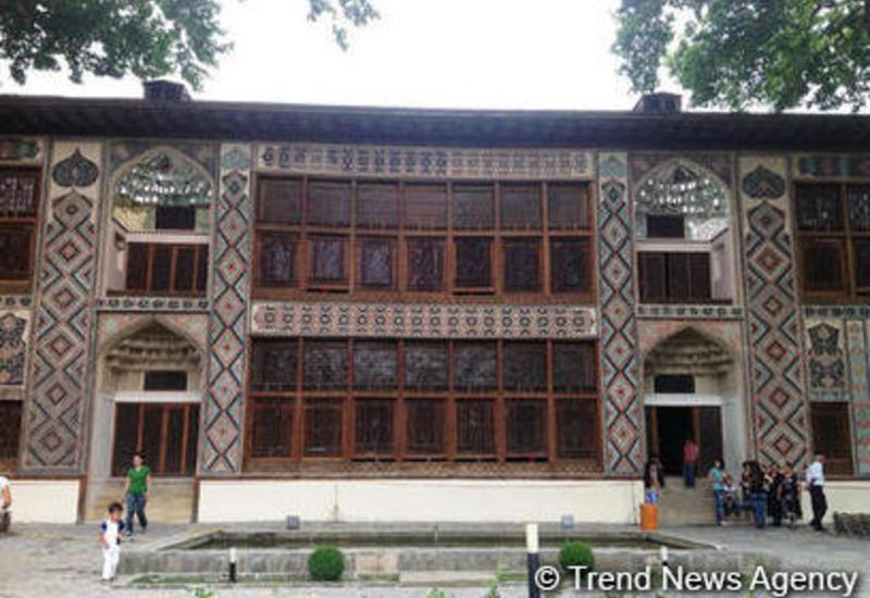 Дворец шекинских ханов вновь открыт для туристов