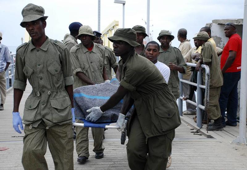 В Танзании взорвался бензовоз: 60 погибших, десятки пострадавших