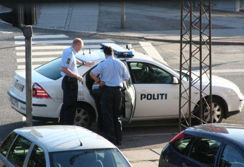 В Копенгагене возле полицейского участка произошел взрыв