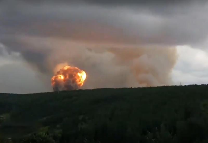 Число пострадавших в результате взрыва боеприпасов в России возросло до 11