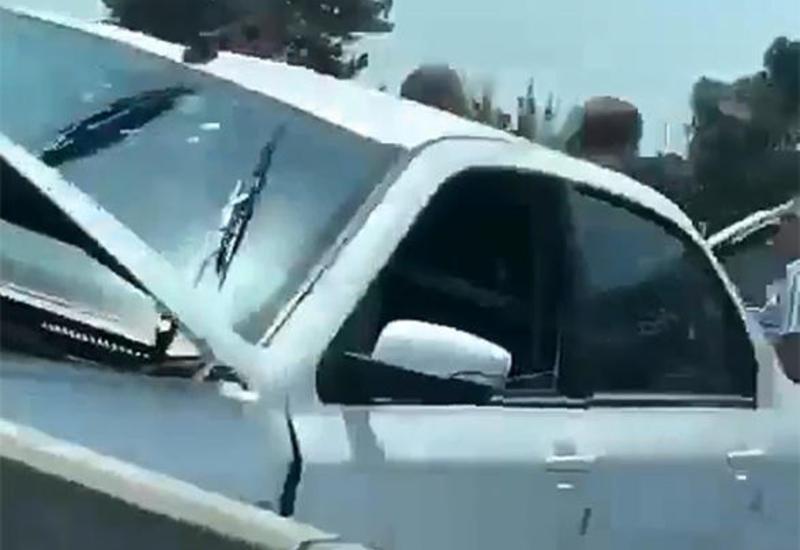 Жуткое ДТП в Баку, есть жертвы
