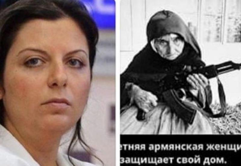 Маргарита Симоньян занимается самопиаром, устраивая провокации