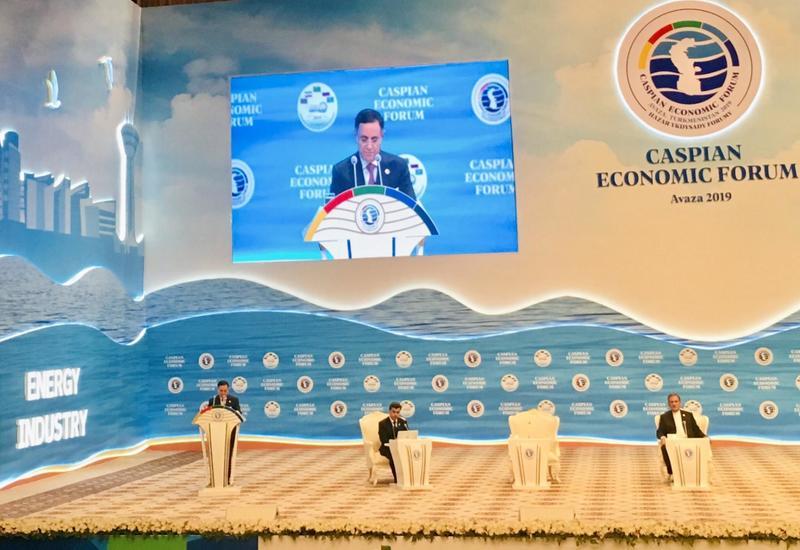 Новруз Мамедов: Азербайджан заинтересован в укреплении отношений с Туркменистаном