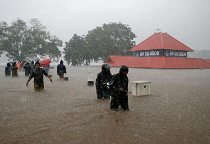 В Индии число жертв ливней и наводнений превысило 200 человек