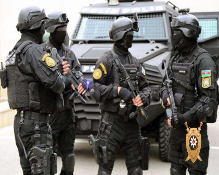 Спецоперация в Ширване: изъято огнестрельное оружие