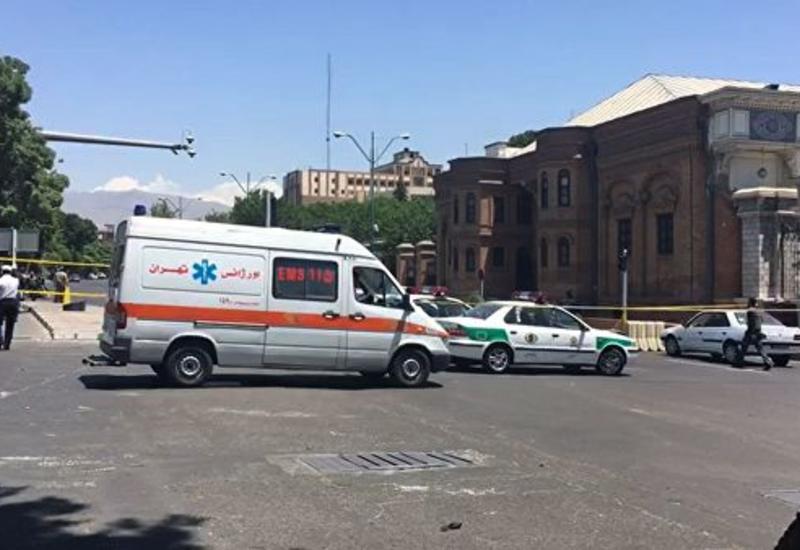В Иране разбился самолет, есть погибшие
