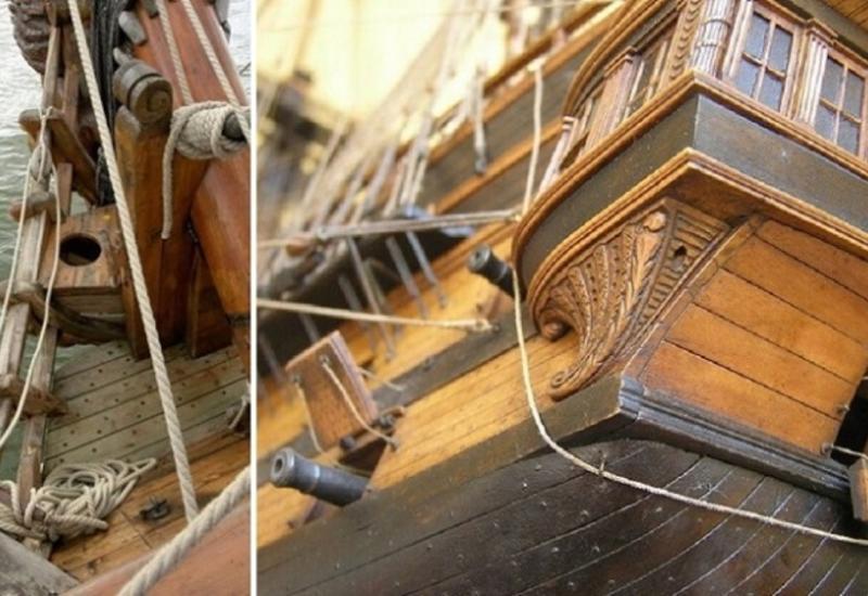 Комфорт с риском, или Почему матросам не нравилось ходить в уборную на старинных кораблях