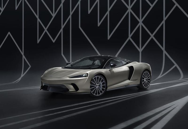 McLaren сделал суперкар GT ещё более роскошным