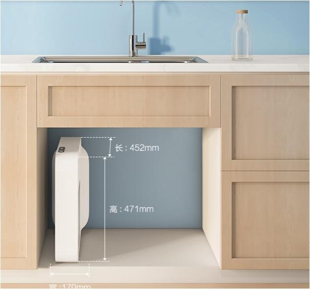 Xiaomi выпустила очиститель воды
