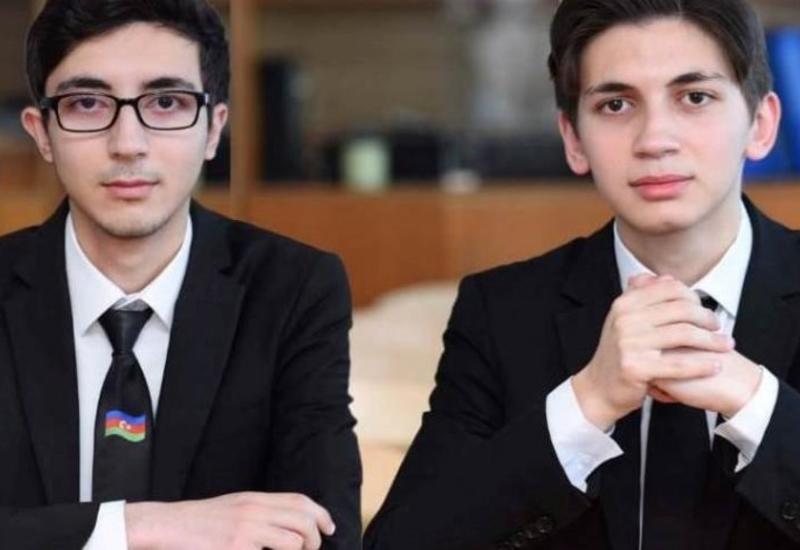 Братья-близнецы из Сумгайыта набрали 694 и 676 баллов на вступительных экзаменах