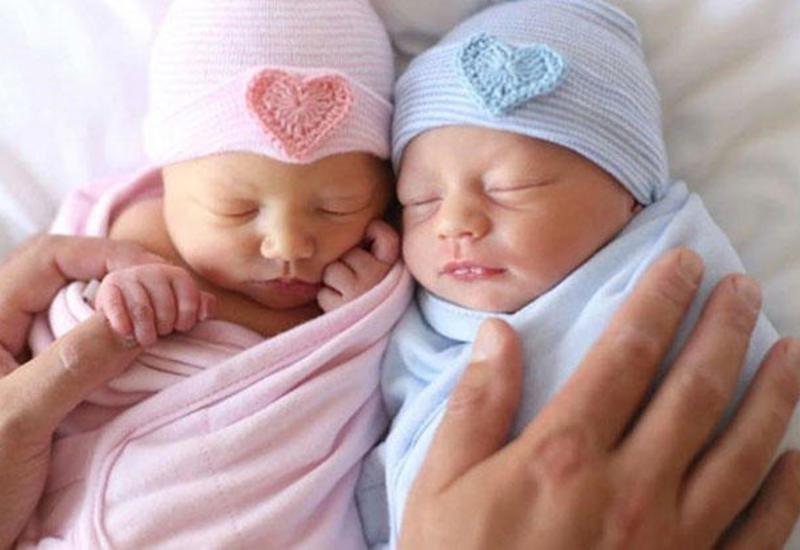 Сколько детей родилось в Азербайджане с начала года?