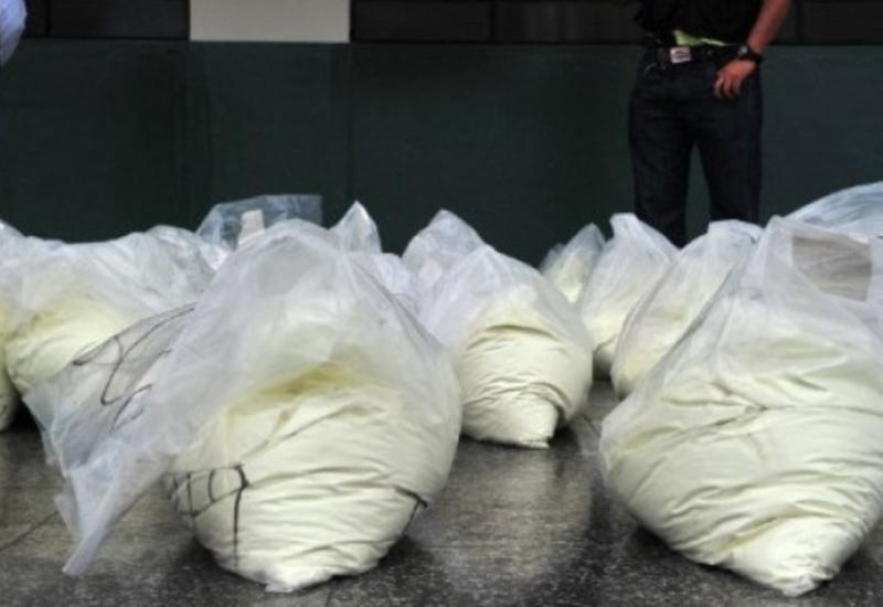 В Азербайджан попытались ввезти 6 тонн наркотиков