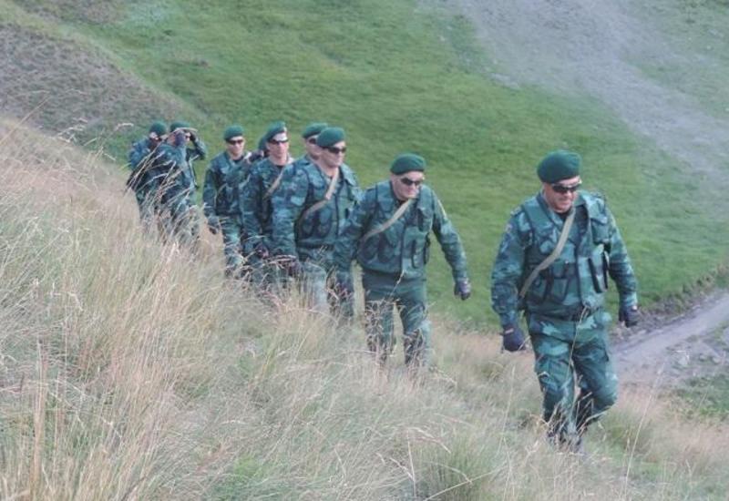 Азербайджанские пограничники заняли ряд стратегически важных позиций на линии соприкосновения