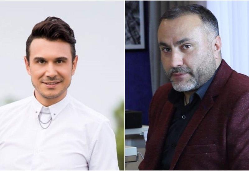 Турецкий певец исполнил песню азербайджанского композитора