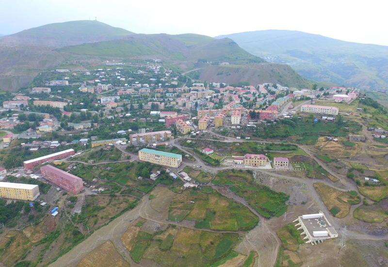 В Дашкесане обновлена система водоснабжения