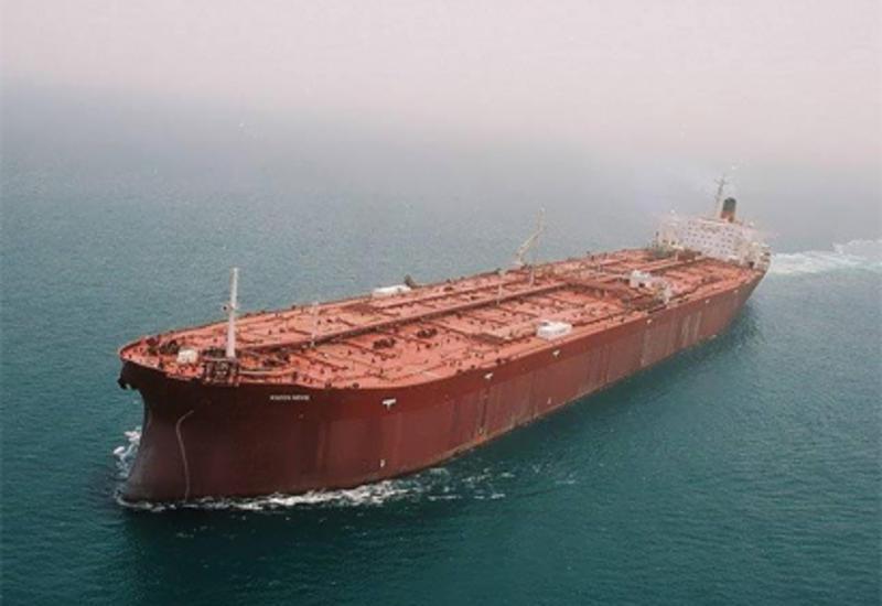 Освобожденный в Гибралтаре танкер с иранской нефтью сменил название