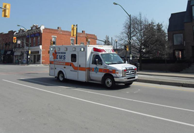 В Канаде женщина чудом выжила, упав с высоты около полутора километров