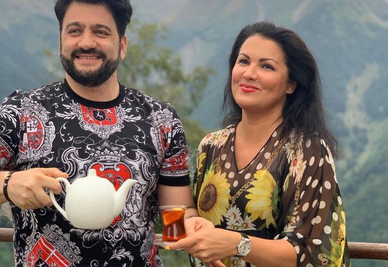 Анна Нетребко поблагодарила Азербайджан за гостеприимство